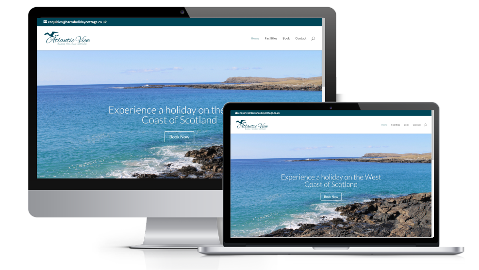Highland Graphics Websites