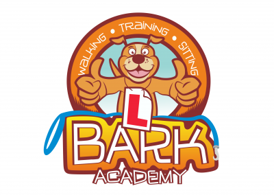 Bark Academy Logo Design