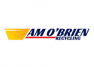 AM O'Brien Logo Design