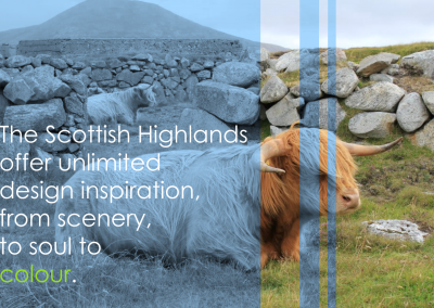 Highland Graphics Design Inspiration