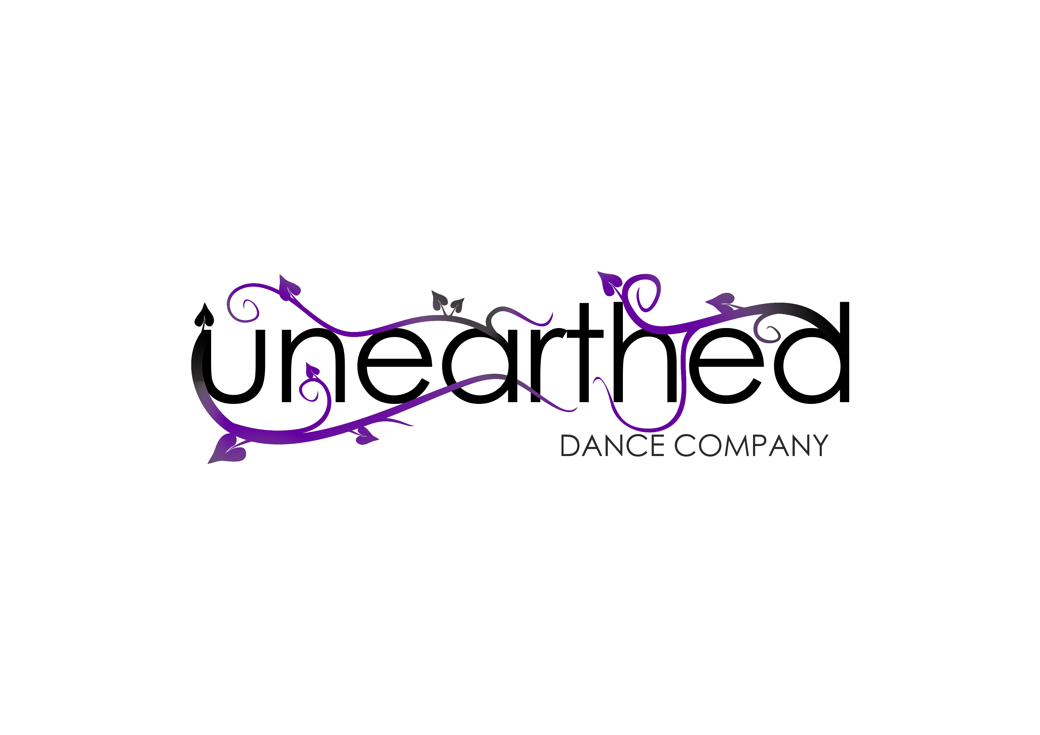 Unearthed Logo Design