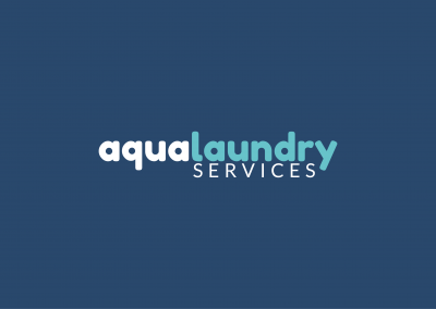 AquaLaundry_Logo_FINAL (BLUE_BG)