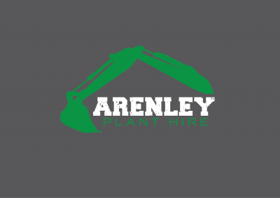 Arenley PLant Hire logo